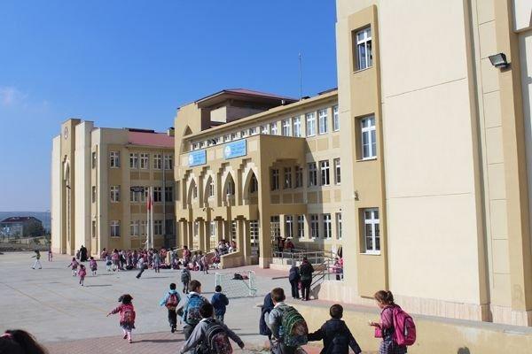 Arnavutköy -TOKİ Taşoluk Ortaokulu