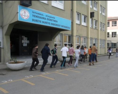 Ataşehir-Ayenisahra Öğretmen Duriye Nuriye Endürüst Ortaokulu
