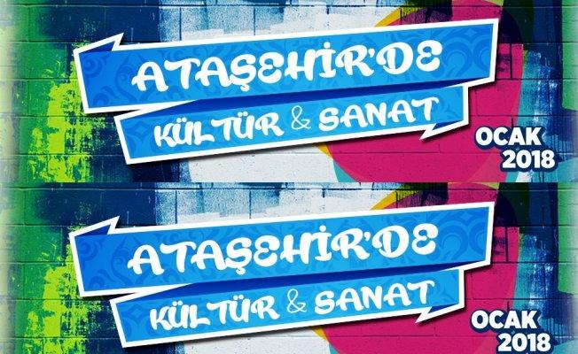 Ataşehir'de kültür sanat etkinlikleri