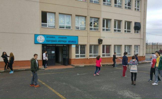 Ataşehir-Kayışdağı Arif Paşa İlkokulu