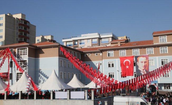 Ataşehir-Mehmet Akif Ersoy İlkokulu