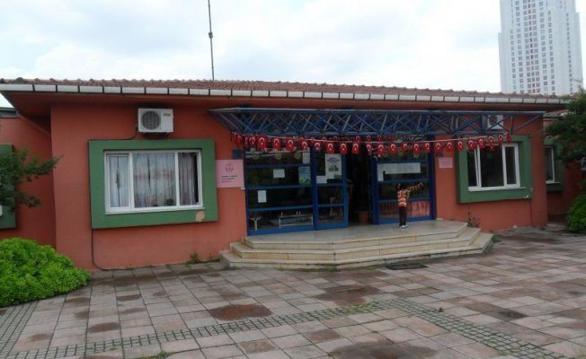 ATAŞEHİR - T.Emlak Bankası Ataşehir Anaokulu