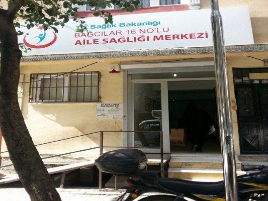 Bağcılar 16 Nolu Aile Sağlığı Merkezi ASM