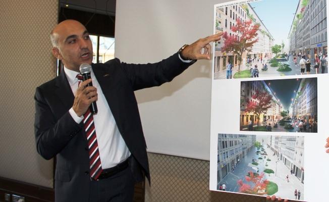 Bakırköy İstasyon ve Ebuzziya Caddeleri yenileniyor