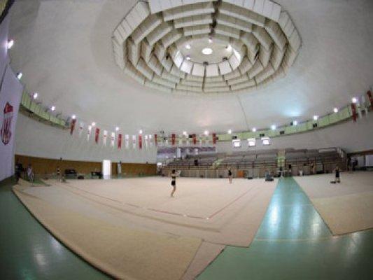 Burhan Felek Kubbe Salonu