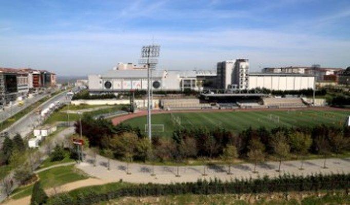 Cebeci Spor Kompleksi Kamp ve Eğitim Merkezi