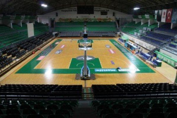 Darüşşafaka Ayhan Şahenk Spor Salonu