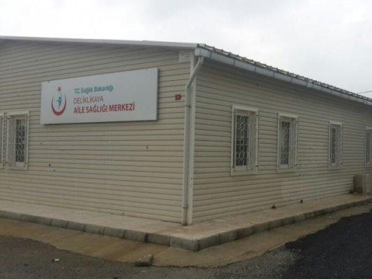 Deliklikaya Aile Sağlığı Merkezi (ASM)