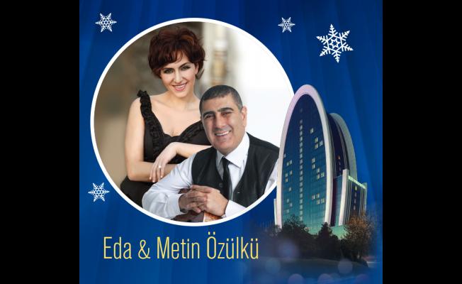 Eda & Metin Özülkü 2018 Yılbaşı Galası