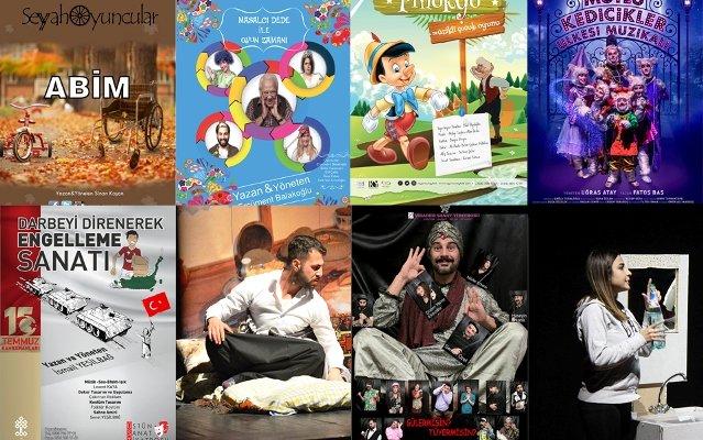Esenler Aralık ayı tiyatro oyunları