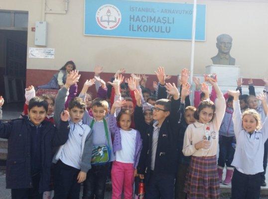 Hacımaşlı Köyü İlkokulu