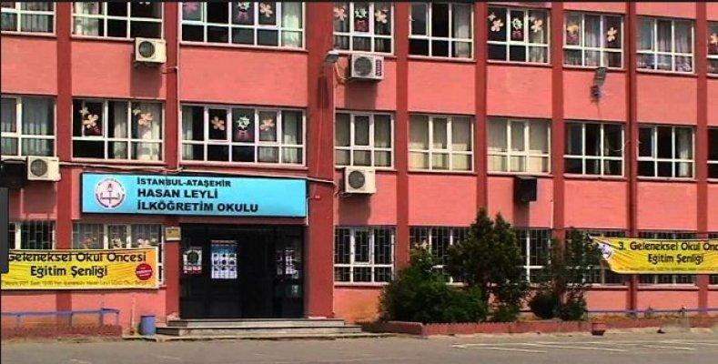 İçerenköy Hasanleyli Ortaokulu