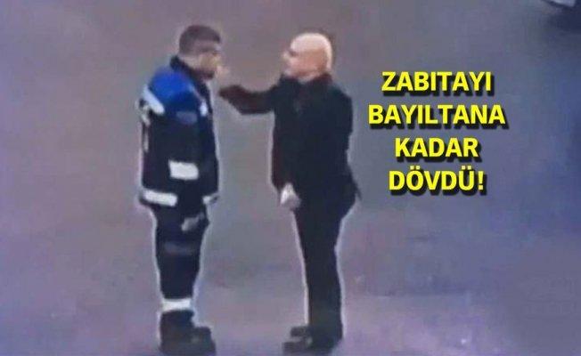 İstanbul'da zabıtayı bayıltana kadar döven müdür görevden uzaklaştırıldı