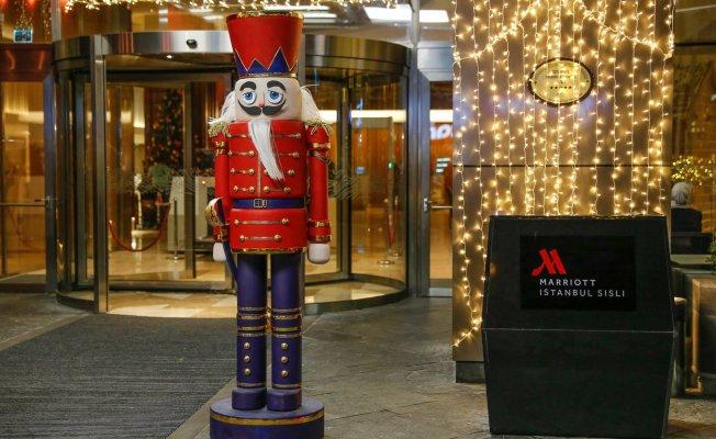 İstanbul Marriott Hotel Şişli ile Coşkulu Bir Yılbaşı