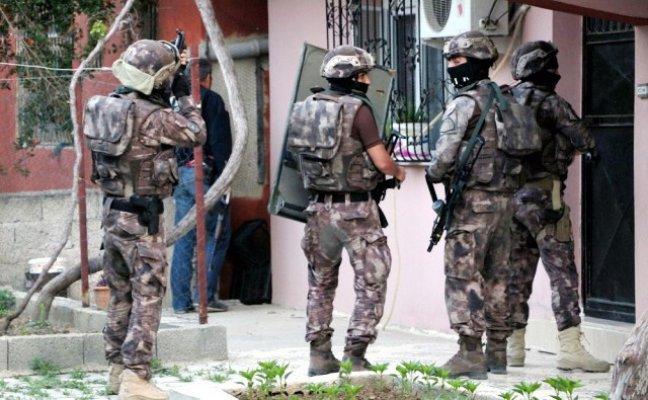 İstanbul'da yılbaşı arifesinde DEAŞ operasyonu