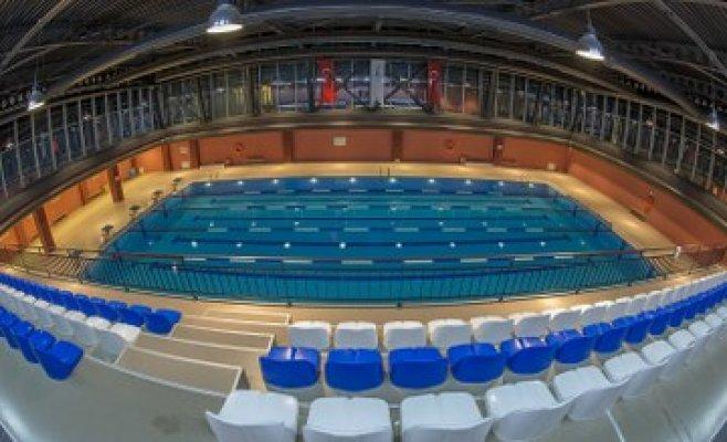 Mustafa Öncel Spor Kompleksi Yüzme Havuzu