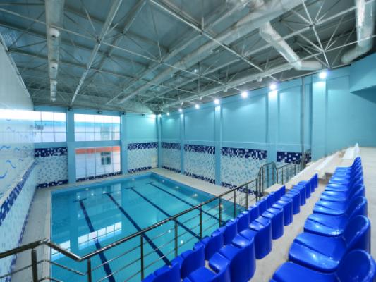 Şehit Burhan Öner Spor Kompleksi