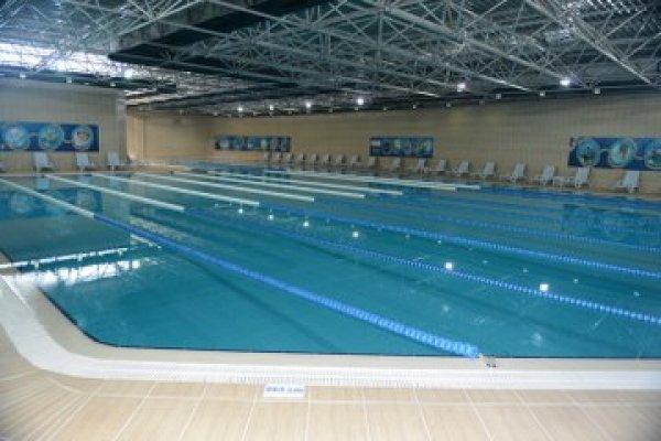 Şelale Park Bay Yüzme Havuzu