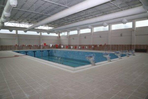 Şile Spor Kompleksi ve Yüzme Havuzu