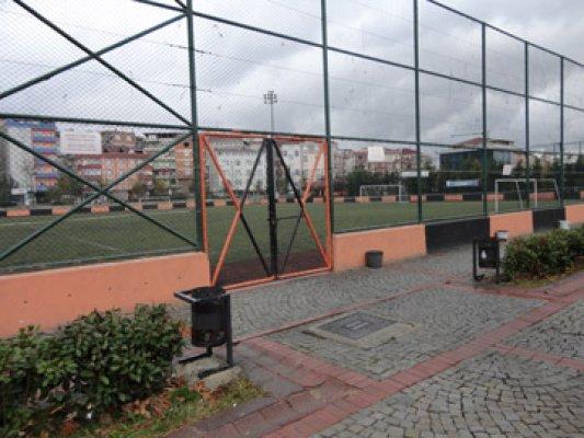 Sultangazi Futbol Sahaları