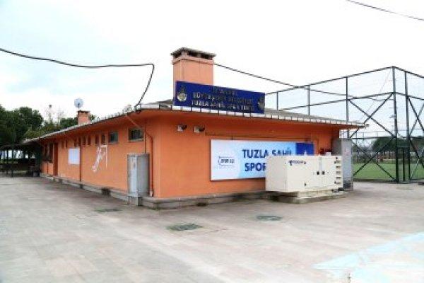 Tuzla Sahil Spor Tesisleri