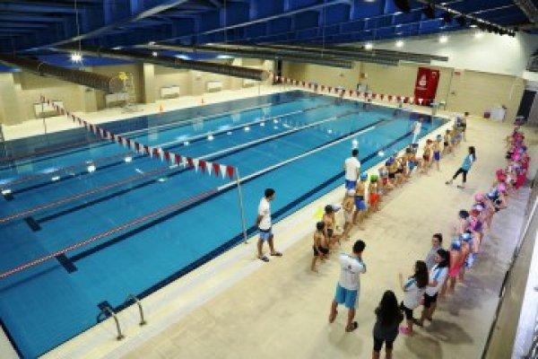 Ümraniye Çakmak Yüzme Havuzu