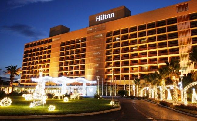 Yeni yıl coşkusunu Hilton İstanbul Bosphorus'da yaşayın