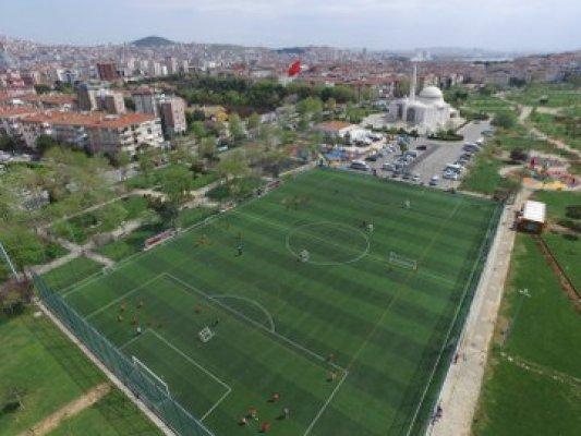 Yenişehir Ampute Futbol Sahası