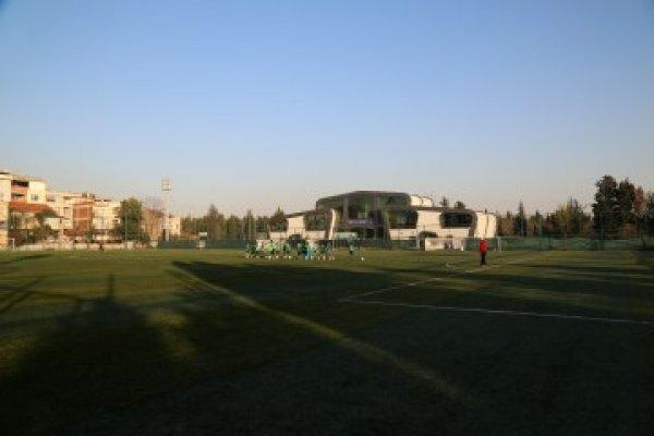Zeytinburnu Merkezefendi Stadı
