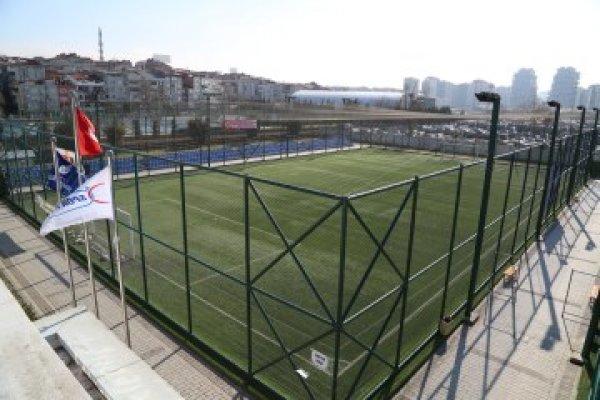 Zeytinburnu Tenis Kortları