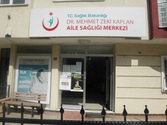 Dr. Mehmet Zeki Kaplan ASM Randevu
