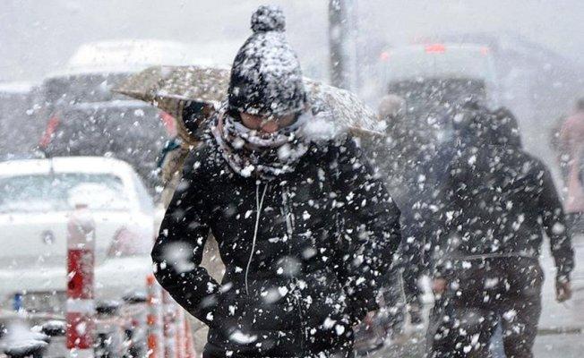 İstanbul için kuvvetli fırtına uyarısı