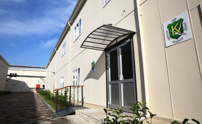 Kadıköy Anadolu Lisesi yatılı pansiyonu açıldı