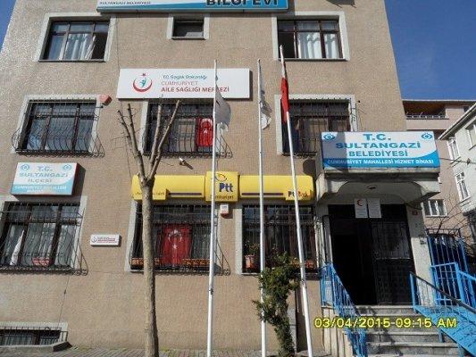 Cumhuriyet ASM (Sultangazi)