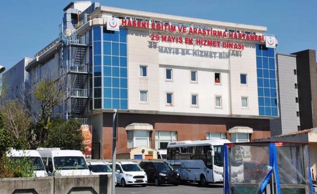 Haseki Eğitim ve Araştırma Hastanesi 29 Mayıs Ek Hizmet Binası Randevu