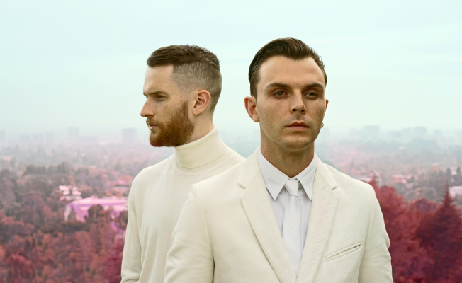 İngiliz synth-pop ikilisi HURTS 10 Şubat'ta Zorlu PSM'de!