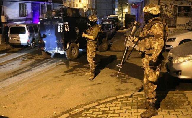 İstanbul'da PKK/KCK'ya şafak operasyonu
