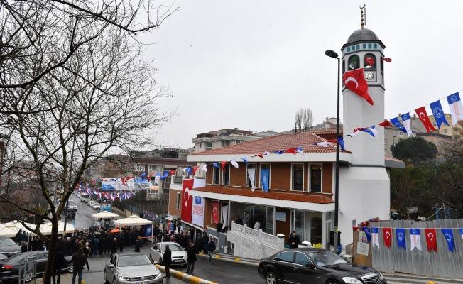 Şemsi Sivasi'nin Mescidi Üsküdar'da ibadete açıldı