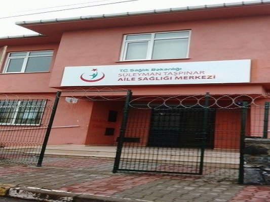 Süleyman Taşpınar ASM
