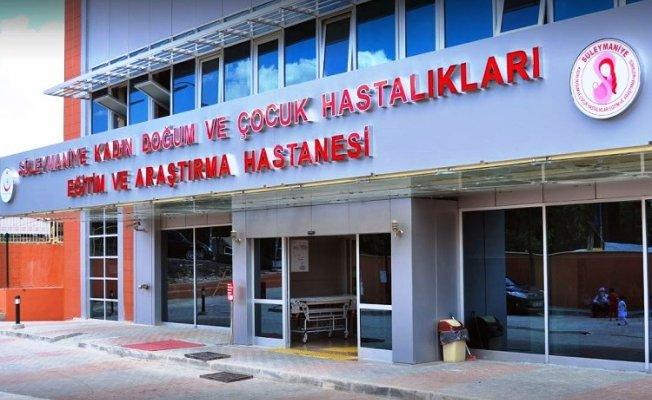 Süleymaniye Kadın Doğum ve Çocuk Hastalıkları Eğitim ve Araştırma Hastanesi Randevu