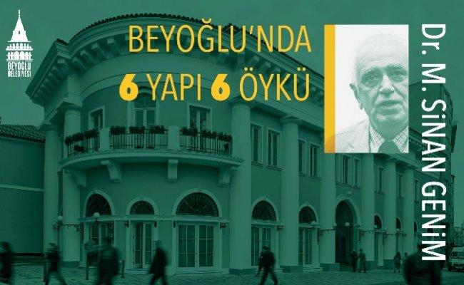 """""""Beyoğlu'nda 6 Yapı 6 Öykü"""" sergisi sanatseverlerle buluşuyor"""