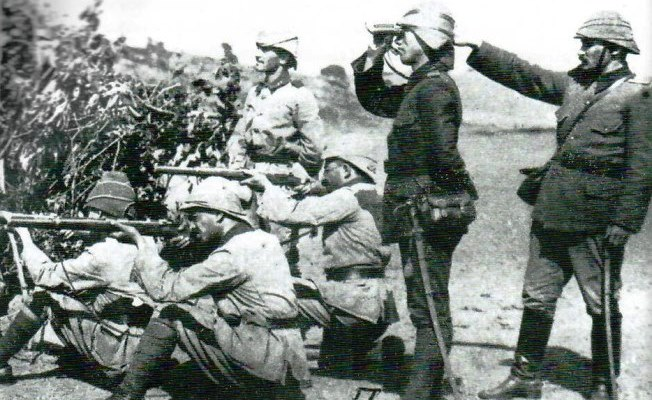 Çanakkale Savaşlarında Galatasaraylılar Sergisi