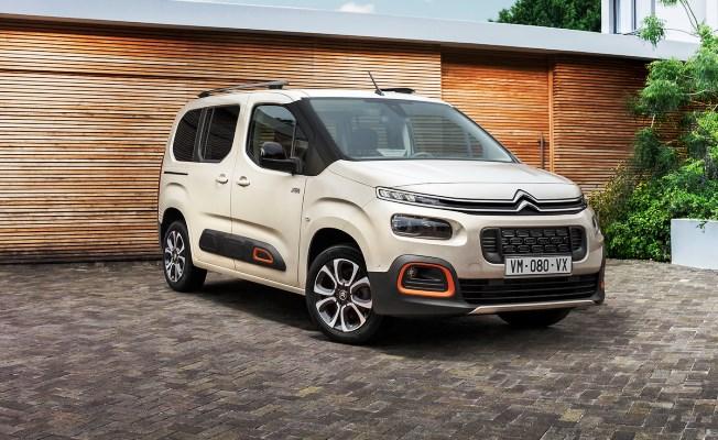 Citroën Yeni Berlingo ve Yeni C4 Cactus'ü tanıtacak