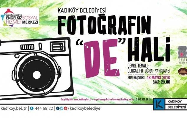 Fotoğrafın 'DE' Hali Ulusal Fotoğraf Yarışması