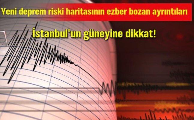 İstanbul'un güneyinde deprem riski arttı