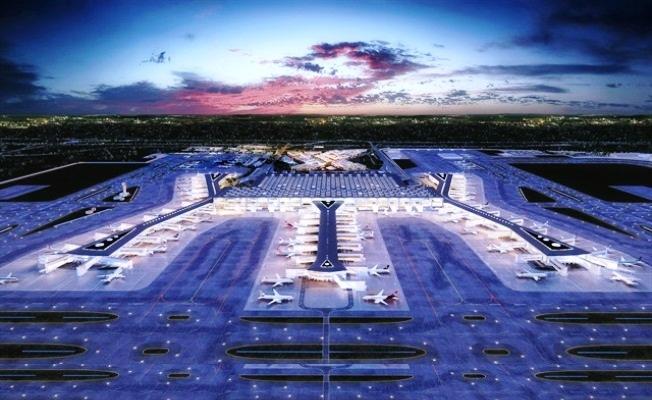 İstanbul'un yeni havalimanından büyük rekor