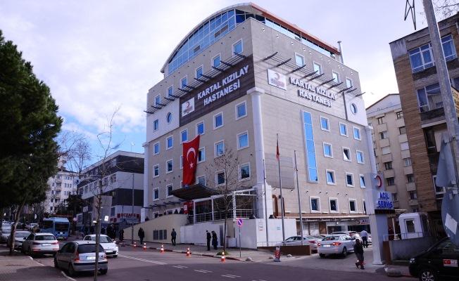 Kızılay Özel Kartal Hastanesi hizmete açıldı