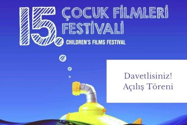 15. Çocuk Filmleri Festivali