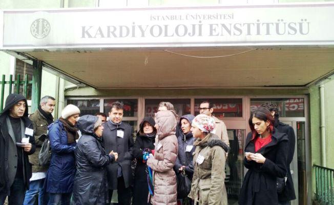 İstanbul Üniversitesi Kardiyoloji Enstitüsü Randevu