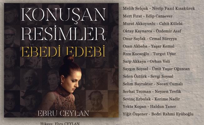 """""""Konuşan Resimler"""" sergisi albüm oldu"""